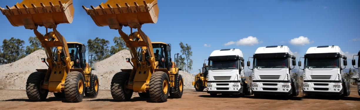 Leasing samochodów ciężarowych