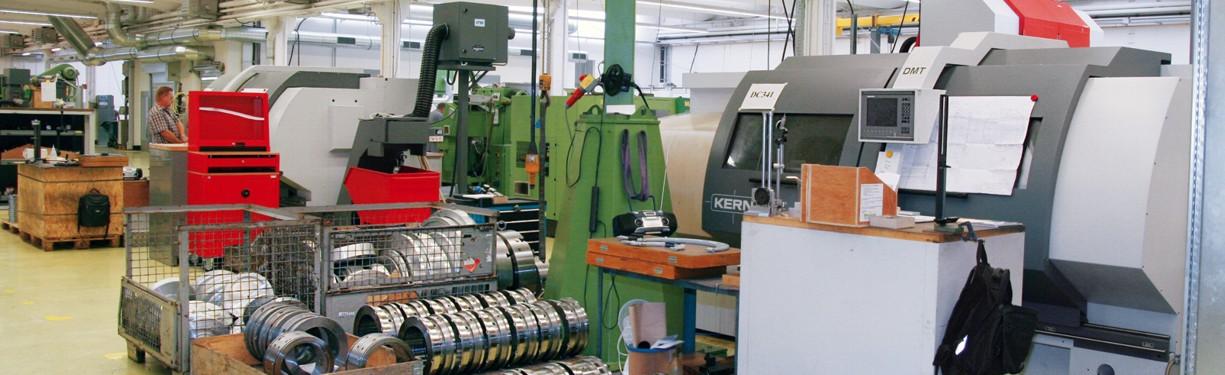 Linie technologiczne produkcyjne