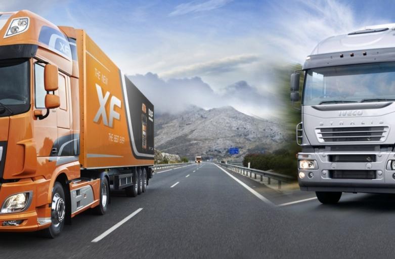 Leasing samochodów ciężarowych 2020
