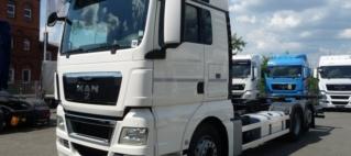 Samochód ciężarowy leasing